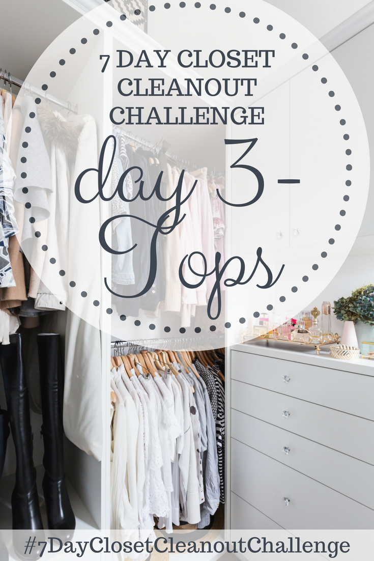 Incroyable Welcome To Day 3 Of The 7 Day Closet Cleanout Challenge! If You Missed The  Post That Explains What The Challenge Is And How To Get Entered Into The  Giveaway ...