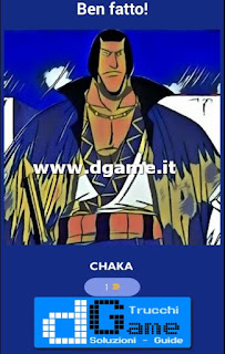 Soluzioni Guess The One Piece Character livello 15