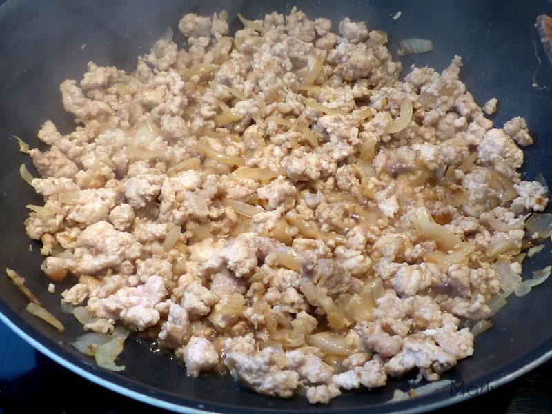 Poursuivez la cuisson 2 min. sans mélanger ni rien toucher.