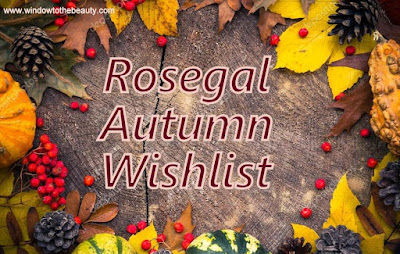 Rosegal  Wishlist