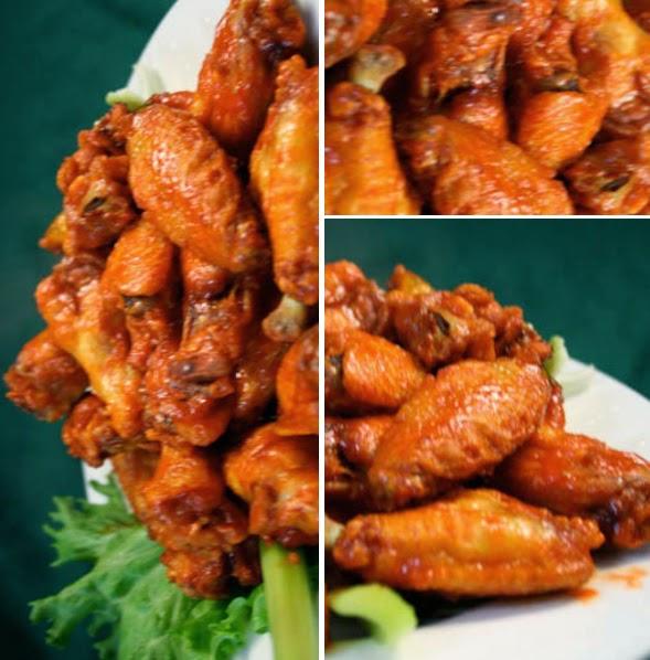 Resep Masak Sayap Ayam Pedas - Masak Memasak