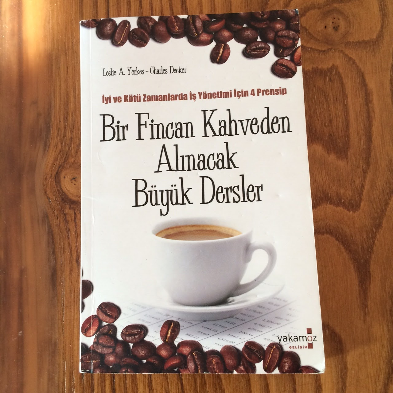 Bir Kahveden Alinacak Buyuk Dersler