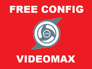 Config Gratis KPN Tunnel Rev Khusus Kuota Videomax Terbaru