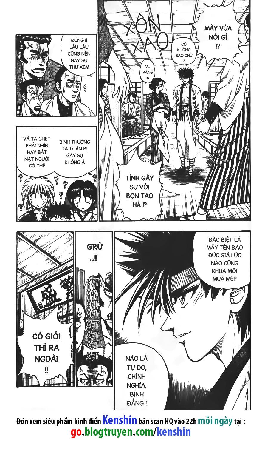 Rurouni Kenshin chap 5 trang 10