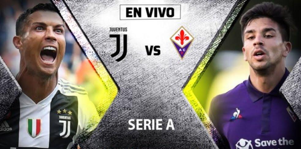 FIORENTINA-JUVENTUS Streaming con CR7 Cristiano Ronaldo, dove vedere l'anticipo di Serie A.
