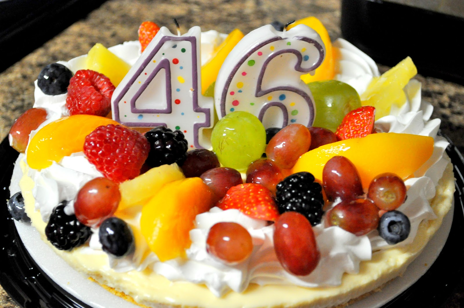 Life's Perception & Inspiration: Hubby's 46th Birthday