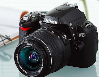 Spesifikasi dan Harga Kamera Nikon D40x Terbaru