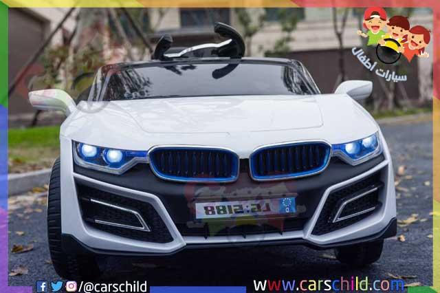 سيارات اطفال صغيرة من نوع بي أم دبليو اكس 5 يمكن شحنها