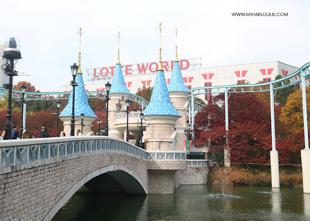 lotte world ticket price for foreigner 2017