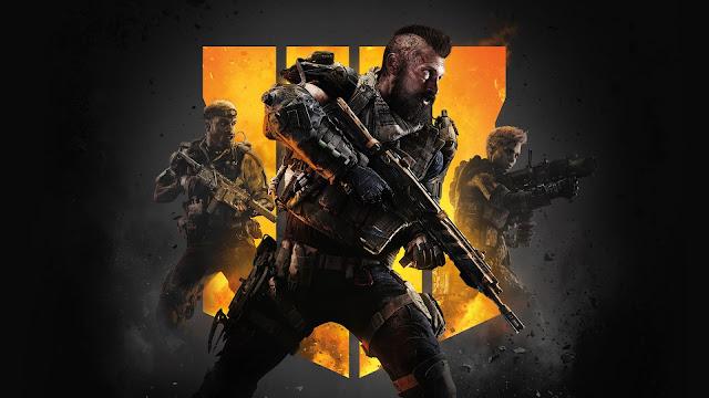 الفائزة بجائزة أفضل لعبة تصويب هي Call of Duty: Black Ops 4
