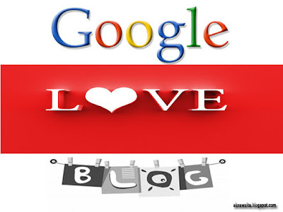 Agar Situs Blog Disukai Google
