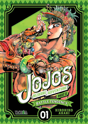 Reseña de JOJO'S BIZARRE ADVENTURE: Battle Tendency - Ivréa