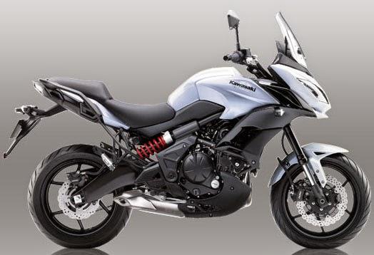 Motor Kawasaki Versys 650