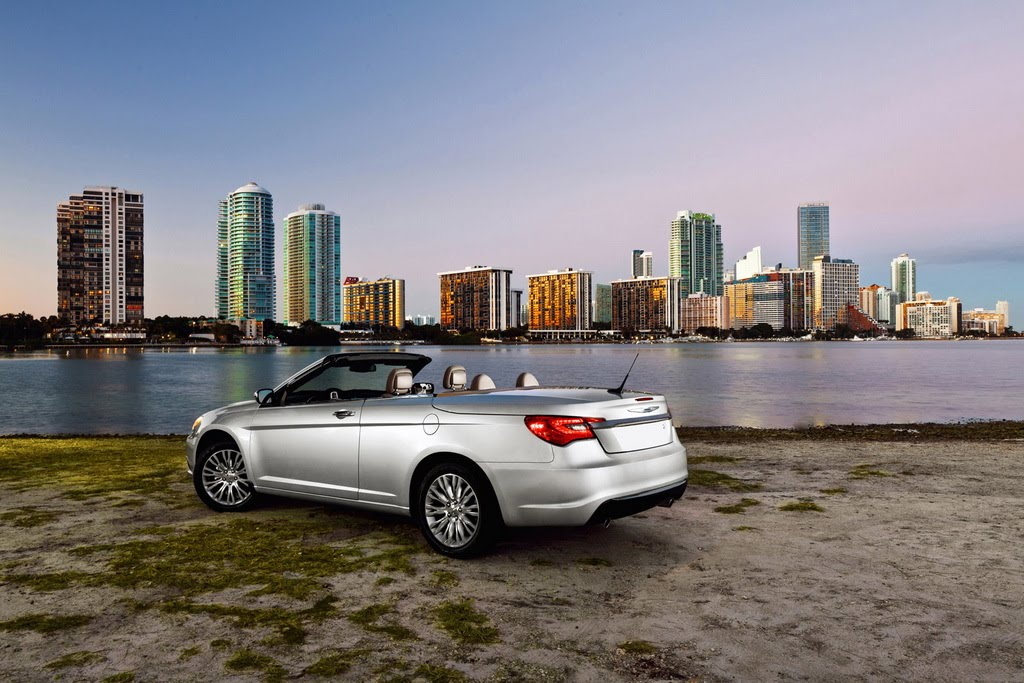 2012 New Chrysler 200 Convertible   Car Under 500 Dollars