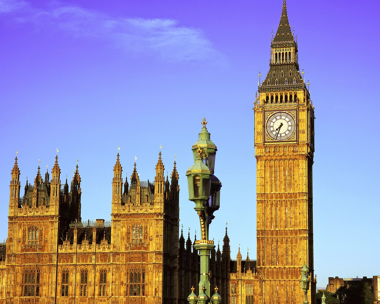 Big Ben, London - My Travel Bucket List