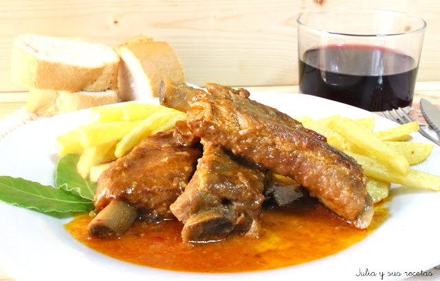 Recetas De Cocina Ricas | 5 Recetas Con Costillas De Cerdo De Lo Mas Ricas Cocina