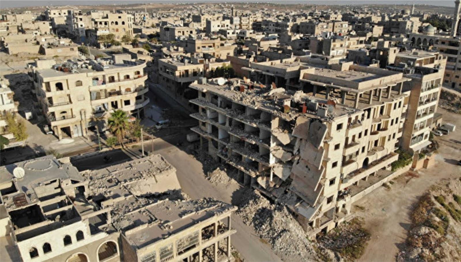 Tentara Suriah mencegah serangan militan di Idlib