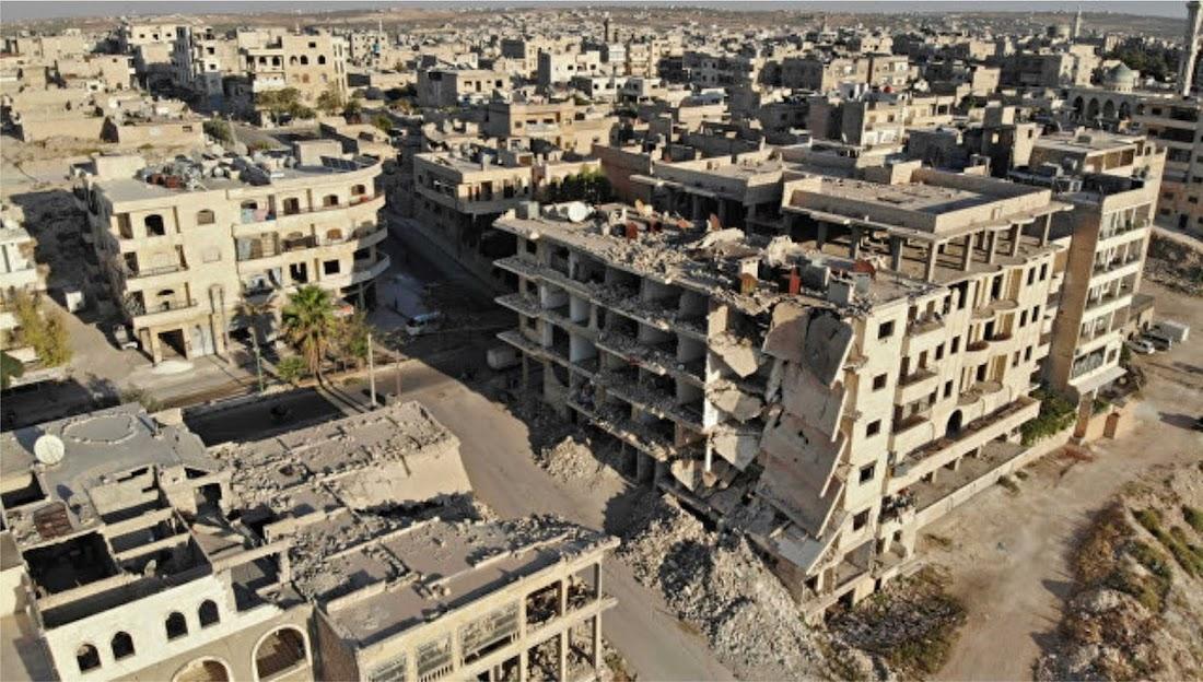 AS Sebut Suriah dan Rusia Tingkatkan Eskalasi Konflik