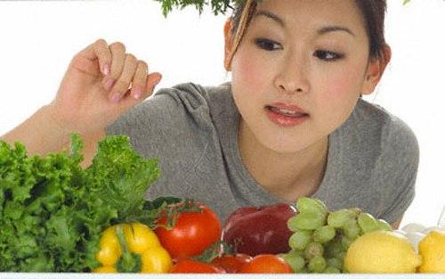 Các loại rau củ quả giúp chống nắng hiệu quả