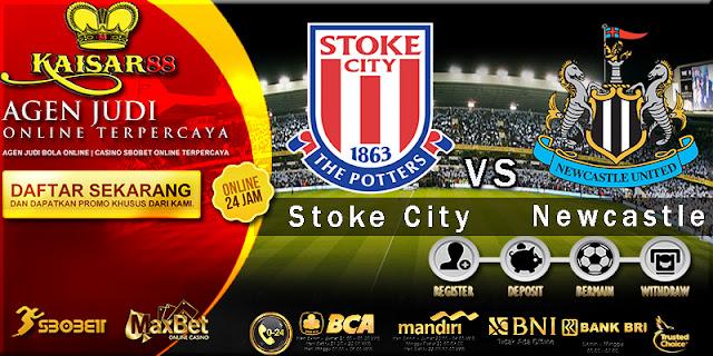 Prediksi Bola Jitu Liga Inggris Stoke City vs Newcastle United 1 Januari 2018