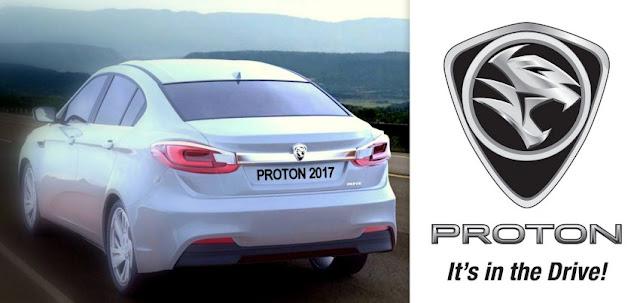 Model Kereta Baru & Facelift Proton 2017