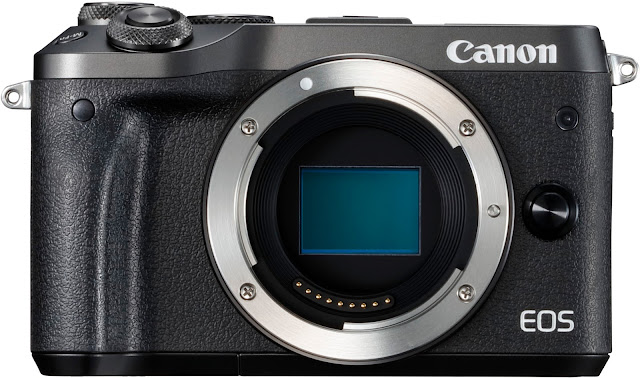 Canon EOS M6 Full HD Video
