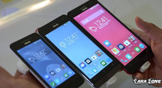 Cara Screenshot Asus Zenfone 4,5,6 Tanpa Aplikasi