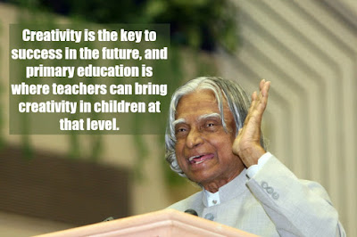 Dr Abdul Kalam On Teacher's Day