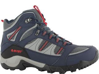 Review Sepatu gunung HiTec Bandera II WP