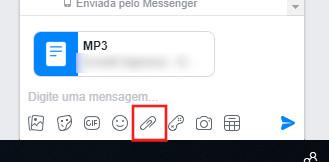 Como enviar vídeo e música pelo Facebook