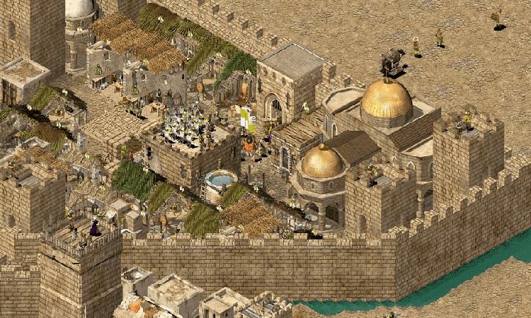 تحميل لعبة صلاح الدين القديمه والجديدة برابط واحد