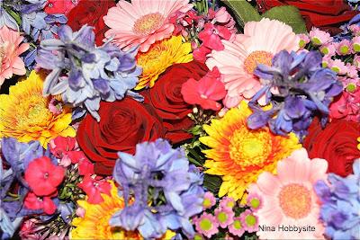 Afbeeldingsresultaat voor heel veel bloemen