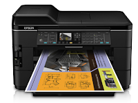 Epson WorkForce WF-7520 Driver Download - Windows, Mac
