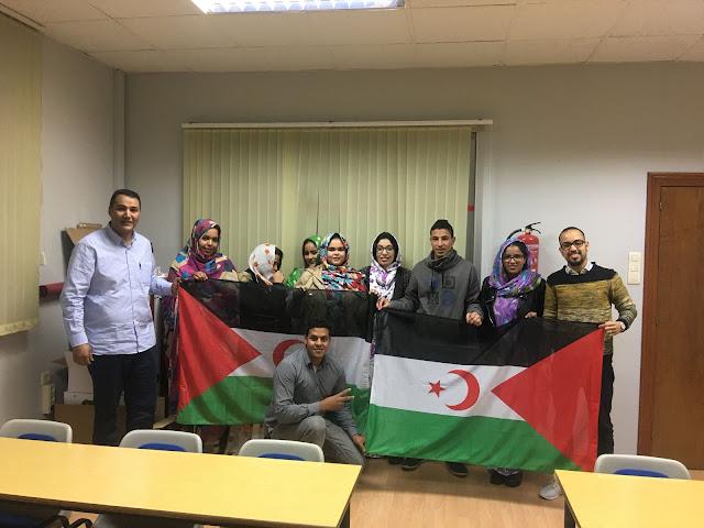 رابطة الشباب والطلبة الصحراويين بإسبانيا تعقد ندوتها المحلية بمقاطعة استورياس