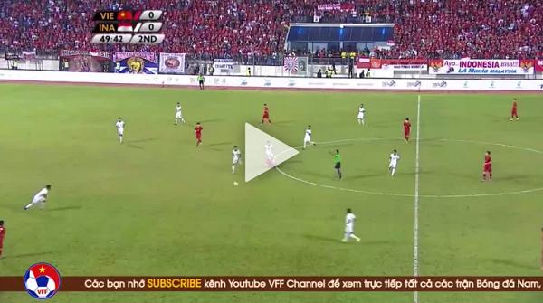 [Video] Masih Galau, Media Vietnam Sorot Permainan 'Kotor' Indonesia