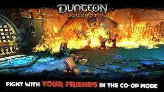 Game Android Dungeon Legends v1.42 Mod Apk(Mega Mod)