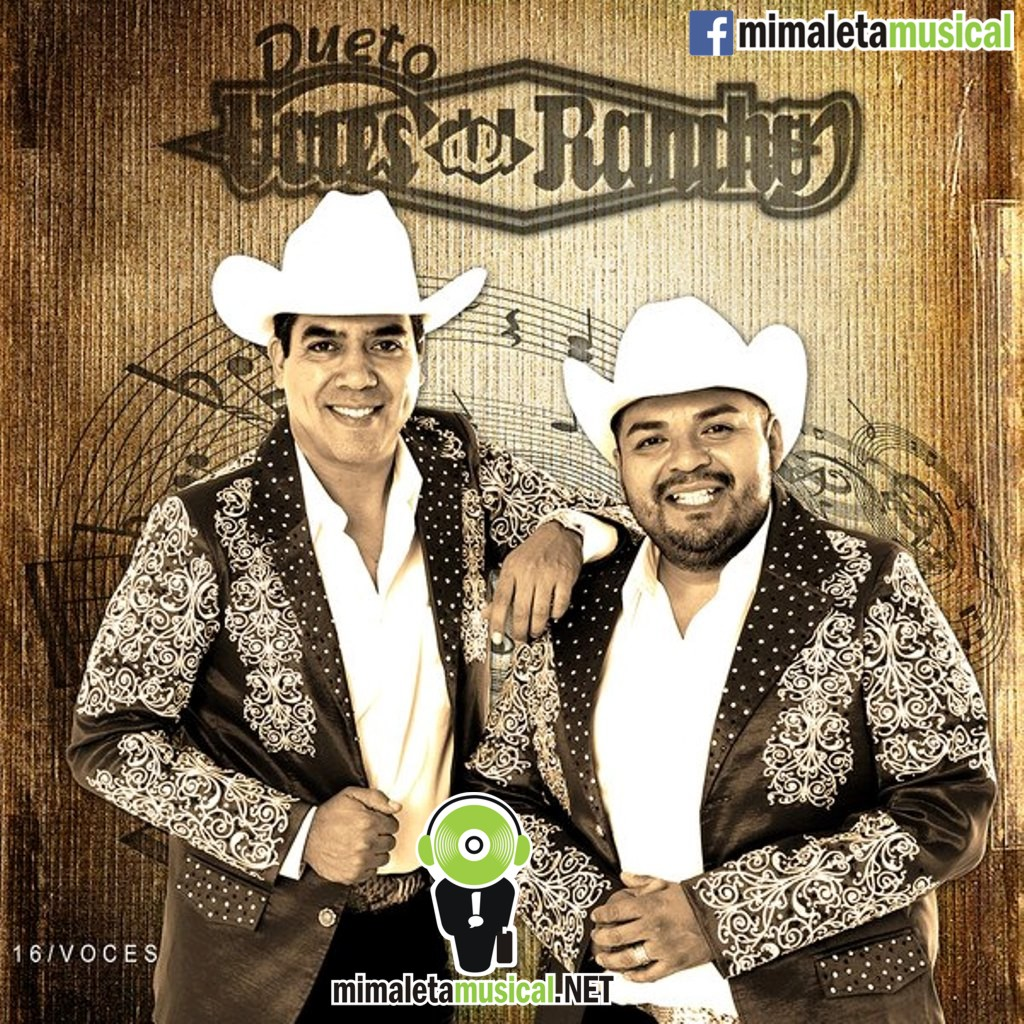 dueto voces del rancho discografia