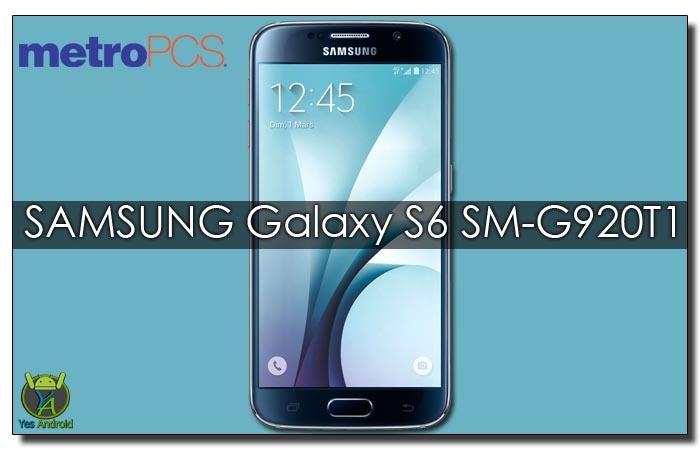 Update Samsung Galaxy S6 SM-G920T1 | G920T1UVU5EQC2