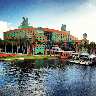 Dolphin Resort Disney World