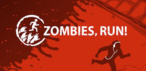 Zombies, Run! Logo