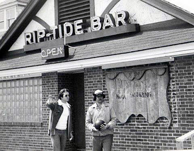 The Rip Tide bar in Point Pleasant, New Jersey