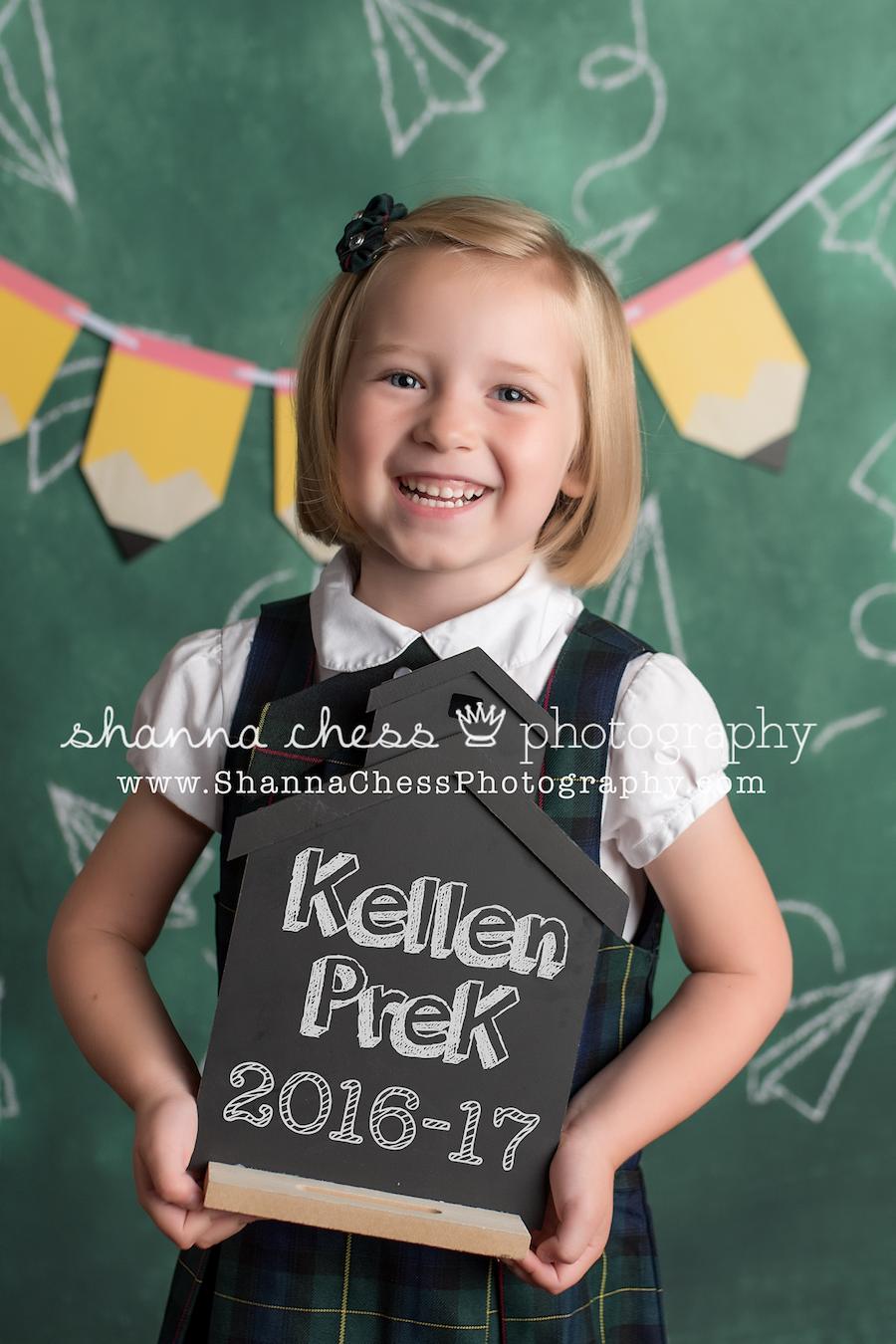 eugene oregon child photographer back to school