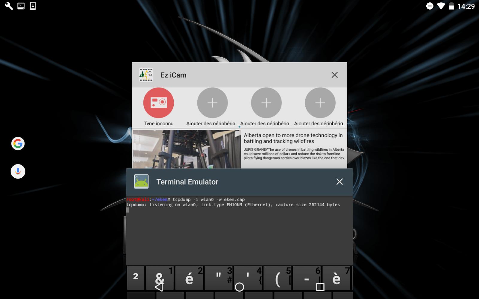 Hacken: Reverse engineering the Eken Android App: Part 1