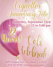 22nd Anniversary Fete