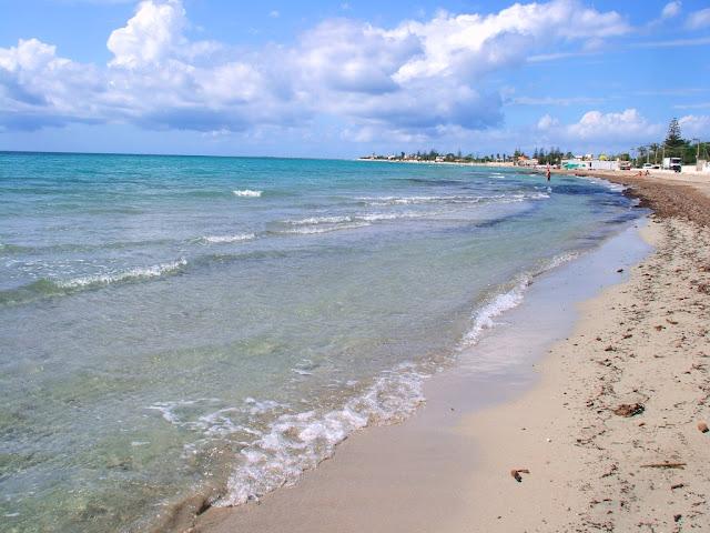 Spiagge Mazara del Vallo Sicilia
