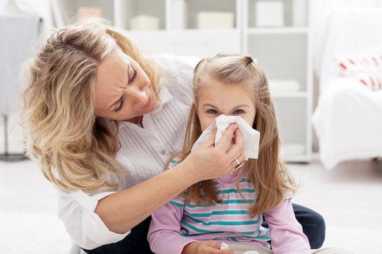 Penyebab Terjadi Alergi Pada Anak