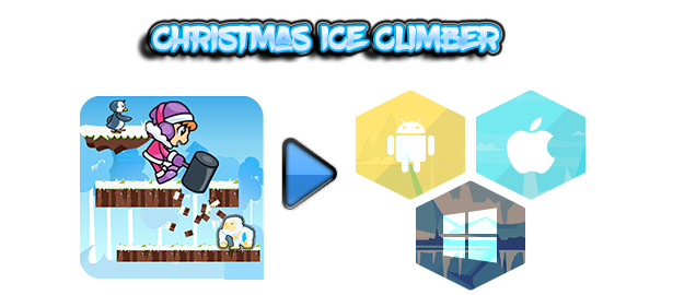 Christmas ice climber -Game Adventure - 1