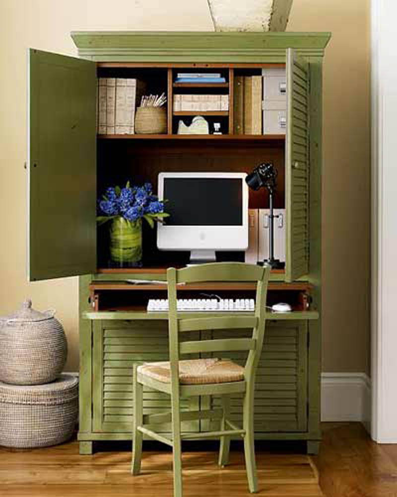 Small Home Office Room: Remodeling 615: Home Office Ideas
