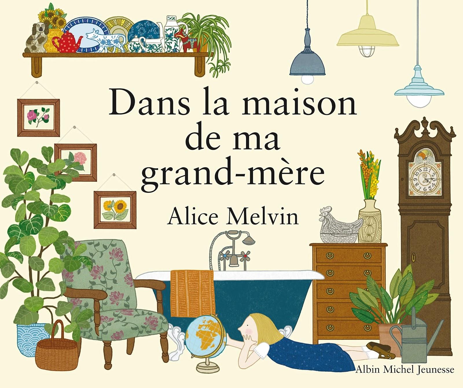"""Le Jardin De Grand Mere ledoux dit et lit: """"dans la maison de ma grand-mère"""""""