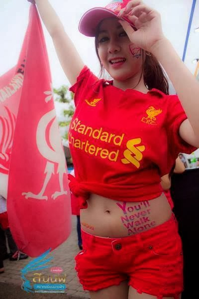 Liverpool Girl Fans